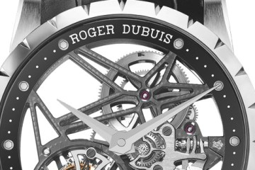 Roger Dubuis luxury timepiece header