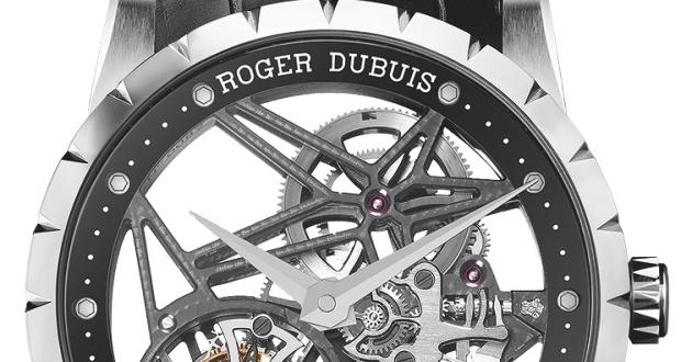 Roger Dubuis luxury timepiece header