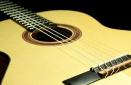 kremona nylon string guitar