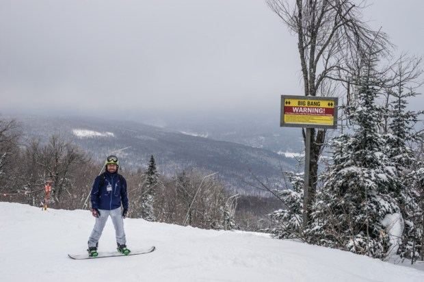Luxury Vermont Ski Vacation