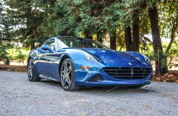 2015 Ferrari California by Brian Aitken