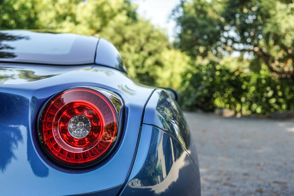 2015 Ferrari California shot at Lynmar Estate in Sonoma, CA by Brian Aitken