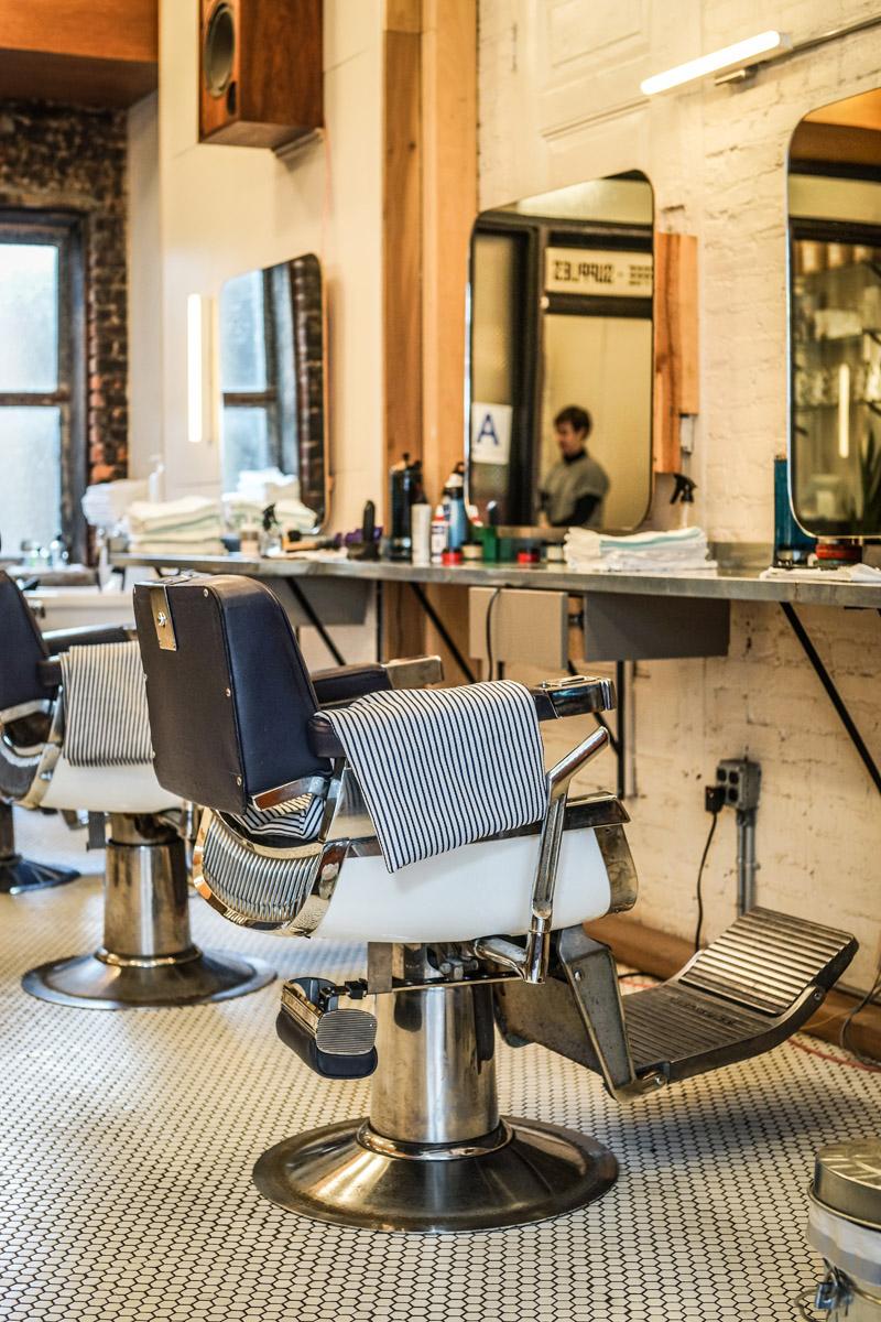 Persons of Interest Barbershop in Brooklyn