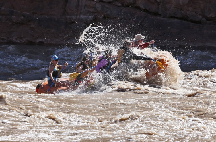 Red River Adventures in Moab Photography by Moab Action Shots