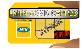 MTN 50MB On Psiphon VPN