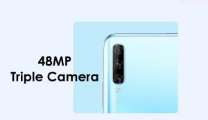 Huawei Y9s camera