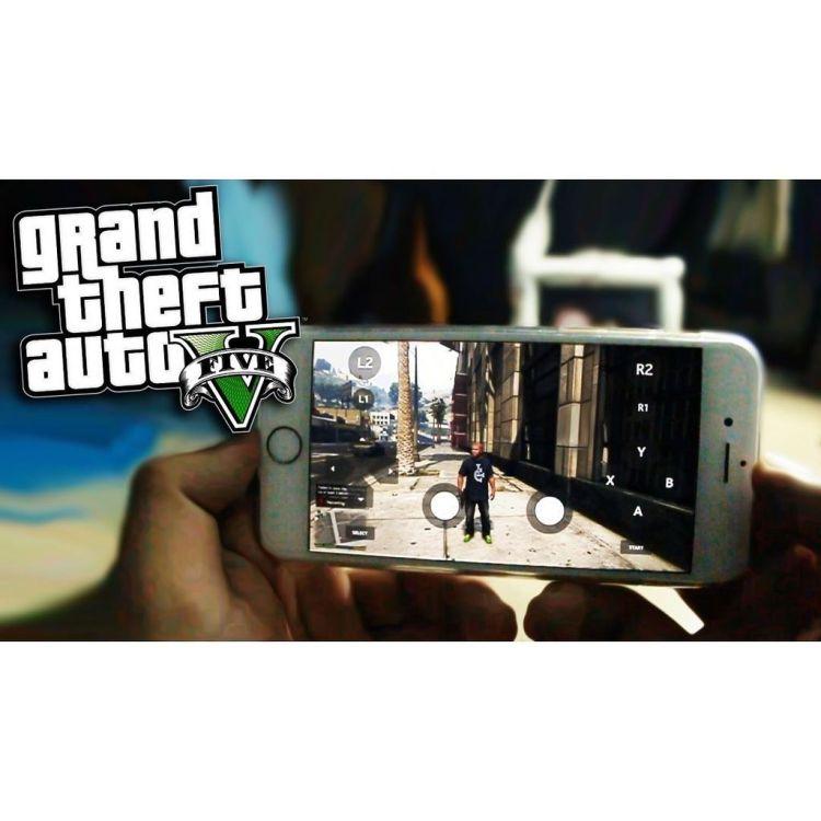 GTA 5 for iOS