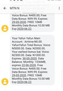 Mtn free data mtn 3.5GB