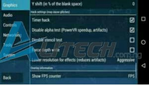 Ppsspp best settings