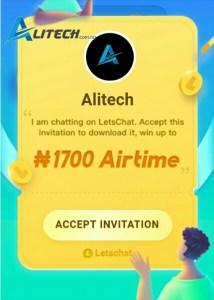 LetsChat app