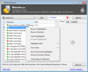 Free Data Recovery Software 2020