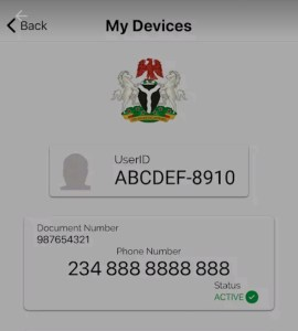 How To Link Nin To Sim 2021 Using Nimc Mobile App