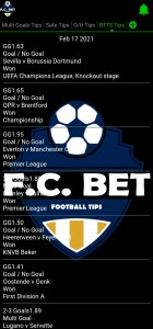 Fc bet betting tips