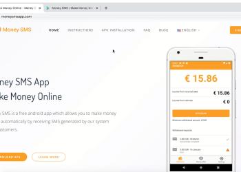 make money on Moneysmsapp
