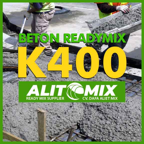 Harga Beton K400