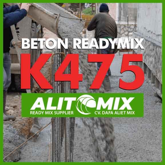 Beton K475