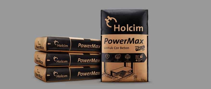 PowerMax Holcim