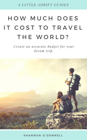 How much does it cost to travel the world for a year 2018 for Year long cruise around the world cost