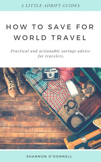 save for world travel ebook