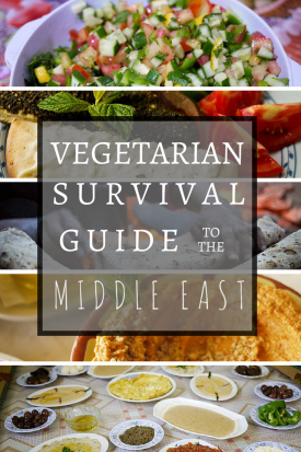 Middle-East-Vegetarian-guide