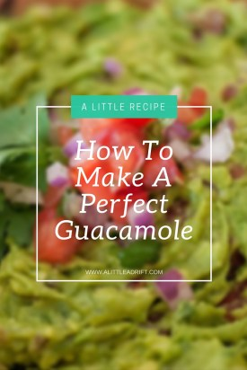 mexico guacamole recipe