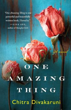 One Amazing Thing book cover