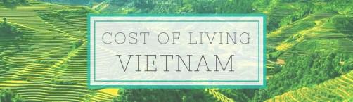 cost of living Vietnam