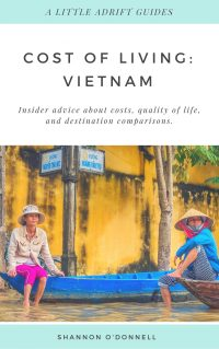 guide to cost of living in Vietnam