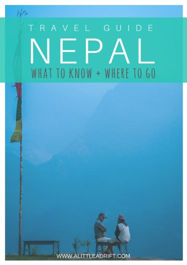 nepal travel tips