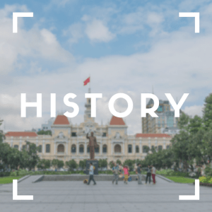 The brief history of Vietnam