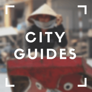 Travel guide to backpacking Vietnam