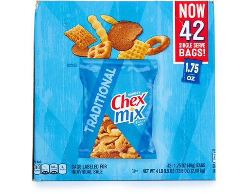 Boxed.com Chex Mix Snack Pack