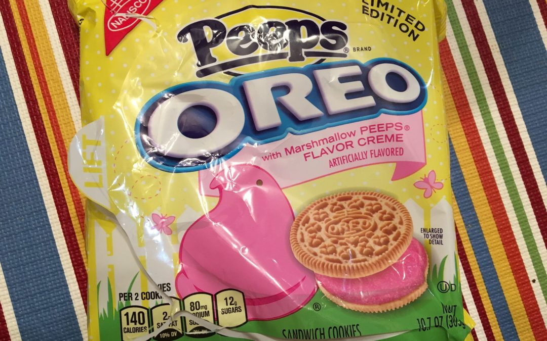 Limited Edition: Peeps Oreos Review