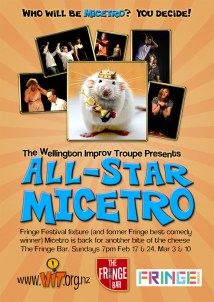 Flyer for Micetro