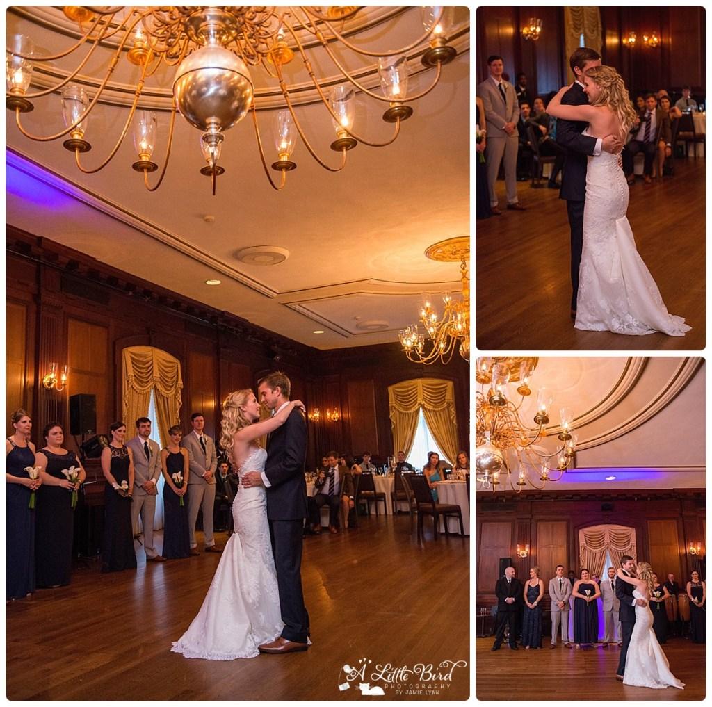 Union League Wedding Ballroom