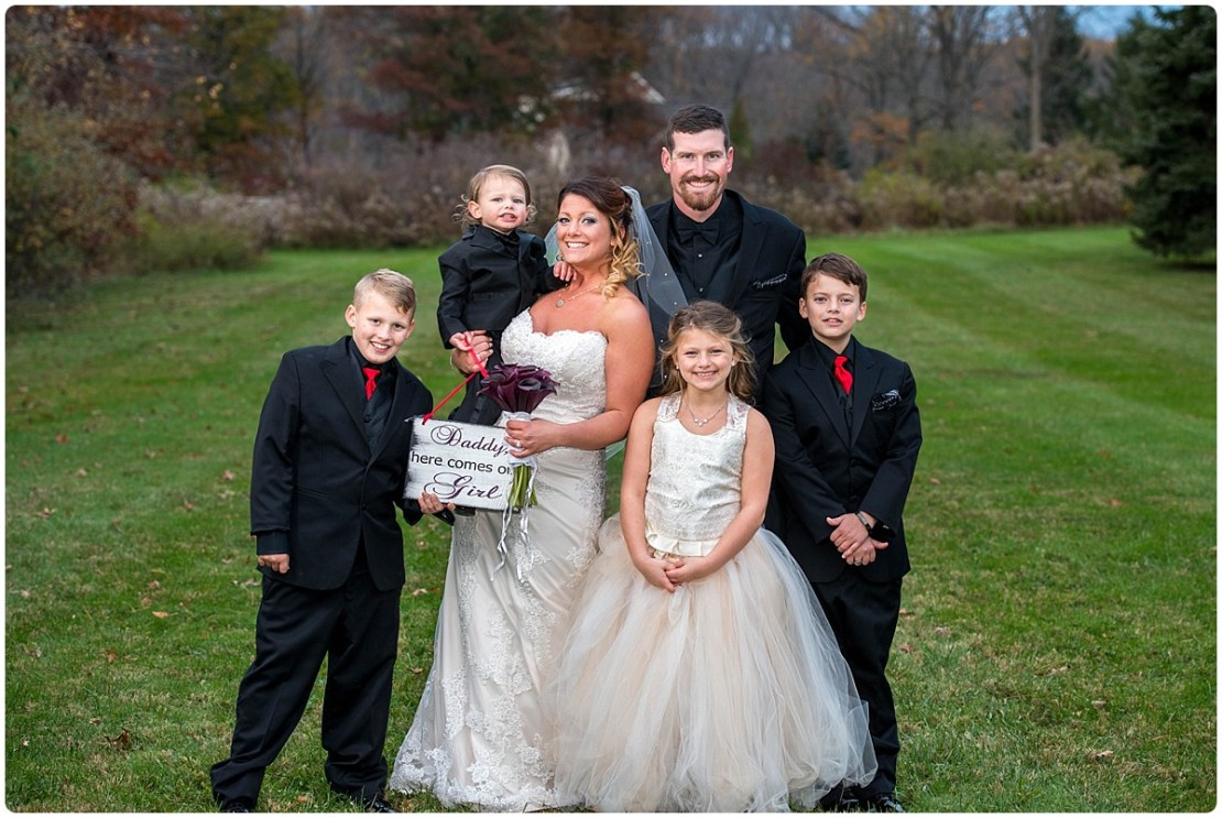 Ash Mill Farm Wedding
