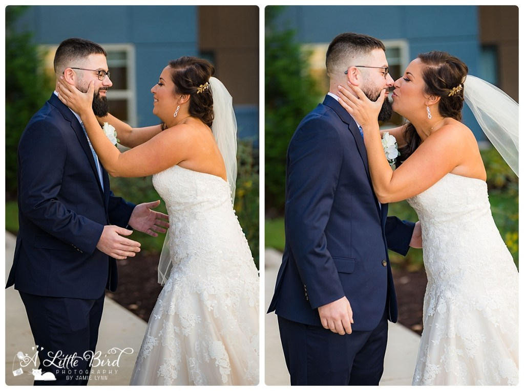 Franklin Commons Wedding