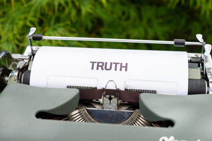truth typewriter