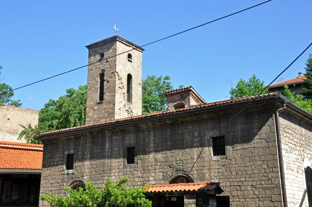 old orthodox church sarajevo