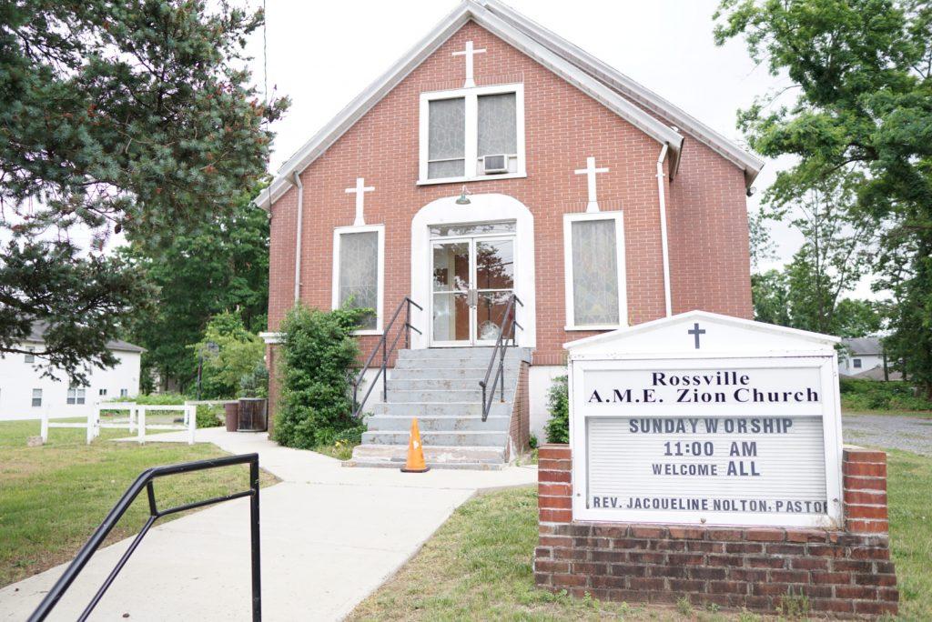 AME Zion Church Sandy Ground