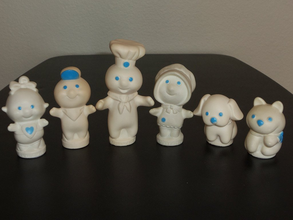 poppin fresh family dolls