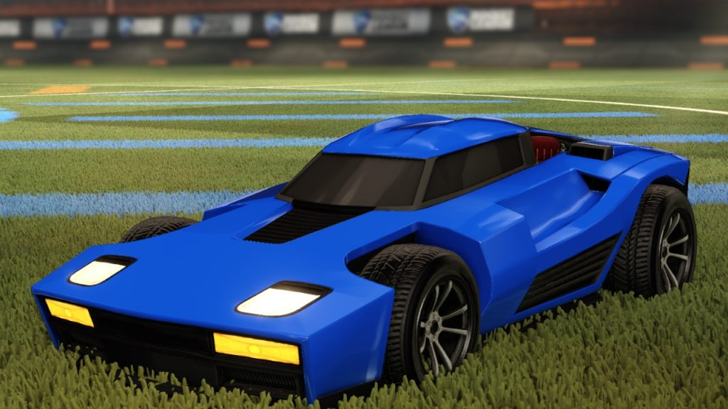 rocket league breakout car