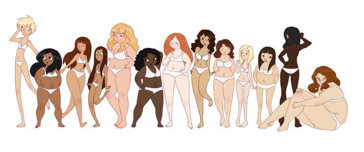 Body Image |  Why Is It Ok to Diss the Skinny Girls?