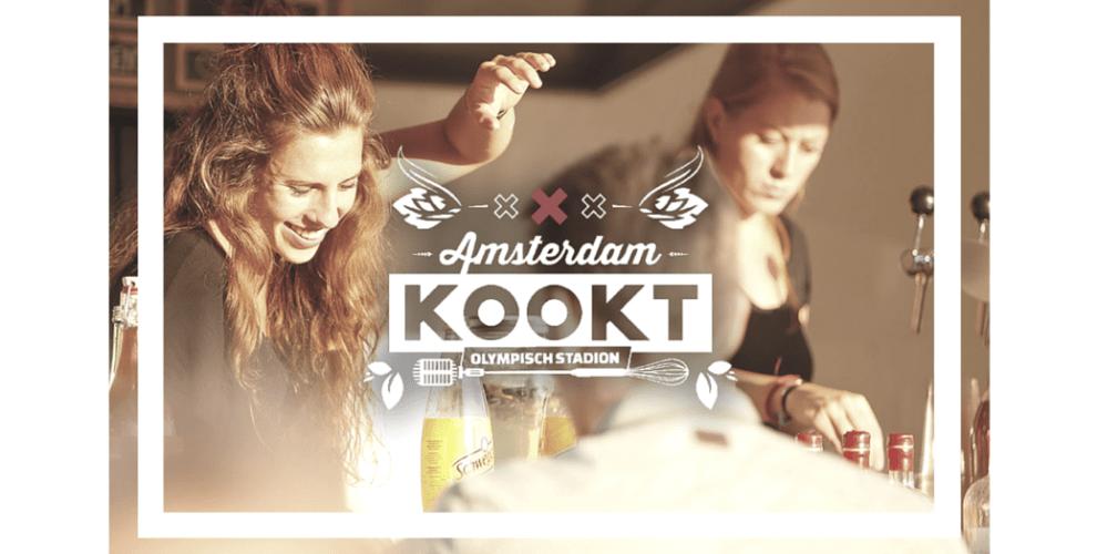 Amsterdam Kookt Food Festival - Bekah Molony