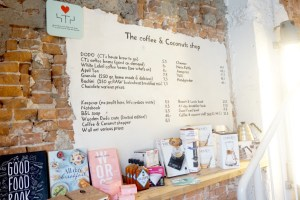 Coffee and Coconuts Amsterdam   Review by Bekah Molony