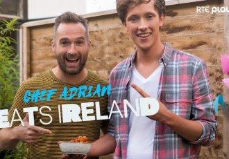 Chef Adrian Eats Ireland | Bekah Molony | alittlebitofb.com