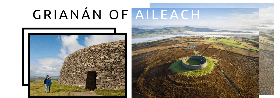 GRIANÁN OF AILEACH - Weekend Trip to Donegal - Bekah Molony