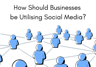Business use of social media