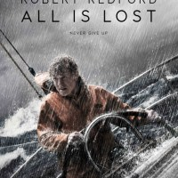 """All is Lost (2013) : One Man Show to Survive """"Life of Robert Redford"""" in The Middle of The Sea"""