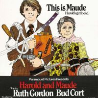 "Harold and Maude (1971) : What If ""Obsessed with Death"" Young Man Meets ""Live Life to the Fullest"" Old Lady ?"